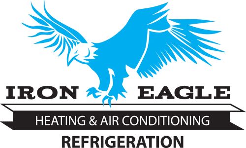 Iron Eagle Heating & Air Conditioning.